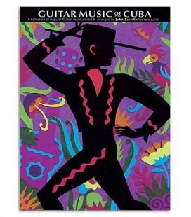 Libro Guitar Music of Cuba CH61433