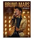 Livro Bruno Mars para Ukulele HL00125527