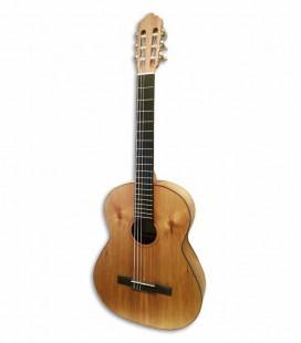 Guitarra Clásica APC KOA OP Simple Cuerdas Nilón