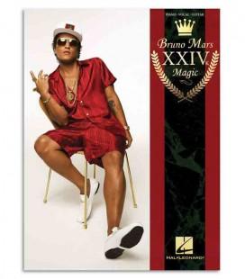 Music Sales Book HL00218254 Bruno Mars 24K Magic