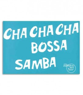 Cha Cha Cha Bossa Samba for Guitar ML1961
