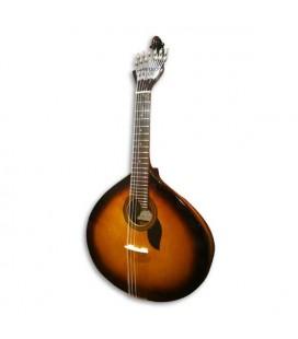 Guitarra Portuguesa Artimúsica 70070SB Simples Lisboa Sunburst