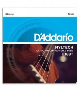 Daddário Tenor Ukulele String Set EJ88T