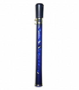 Xaphoon Pocket Sax em Dó Plástico Azul