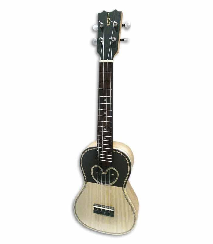Foto do ukulele APC CS103 Concerto Boca de Raia