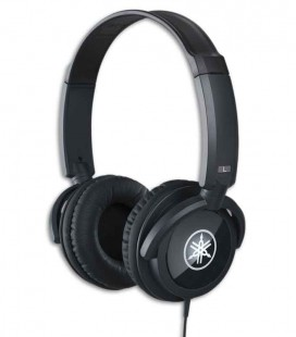 Yamaha Headphones HPH 100B Dynamic