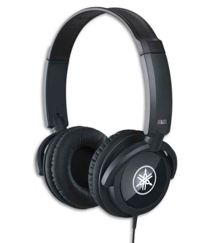 Yamaha Headphones HPH 100B Dynamic