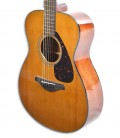 Body of guitar Yamaha FS800 T
