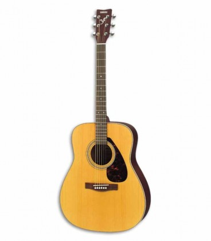 Foto frontal da guitarra Yamaha F370