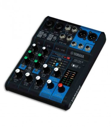 Yamaha Mixing Console MG06X 6 Channels with Effects