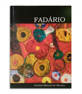Artcarmo Book Fadário by António Manuel de Moraes with CD