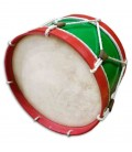 Bass Drum MMG N 4 with 37cm with Sticks