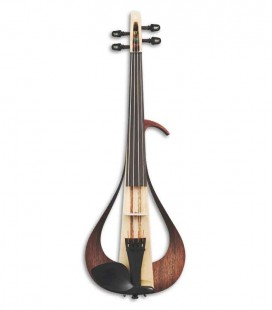 Frontal photo of electric violin Yamaha YEV-104 4/4