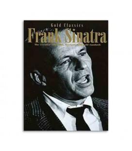 Livro Music Sales AM965767 Frank Sinatra Gold Classics