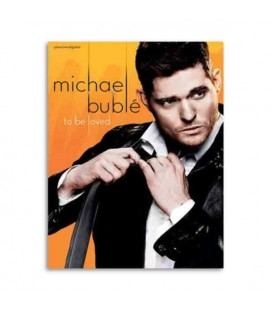 Livro Music Sales Michael Bublé To Be Loved AM1007116