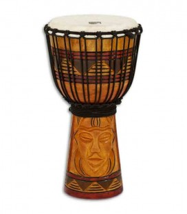 Djembe Toca Percussion TODJ 8TM Origin Series Wood Rope Tuned