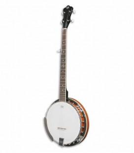 Banjo Americano VGS Select 5 Cordas com Estojo