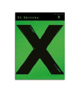 Livro Music Sales AM1009338 Sheeran Ed X