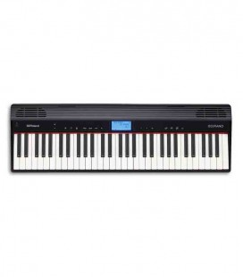 Roland 61 Keys Keyboard Go Piano Black