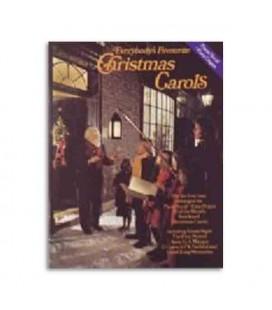 Livro Music Sales AM16643 Everybodys Favourite Christmas Carols