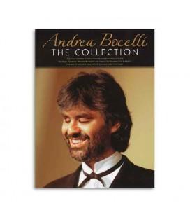 Livro Music Sales Andrea Bocelli AM994862