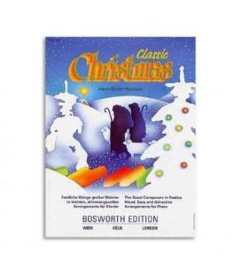 Livro Music Sales BOE4303 Classics Christmas