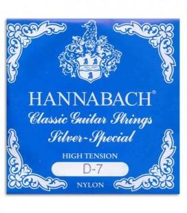 Hannabach Classical Guitar Single String 8157ZHT 7 Nylon