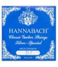 Hannabach Classical Guitar String 8157ZHT 7th Nylon