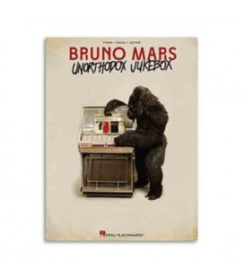 Music Sales Book Bruno Mars Unurthodox Jukebox HL00117747