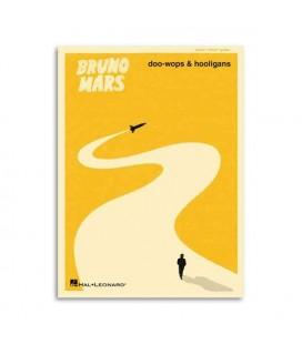 Livro Music Sales HL00307201 Bruno Mars Doo Woops Hooligans
