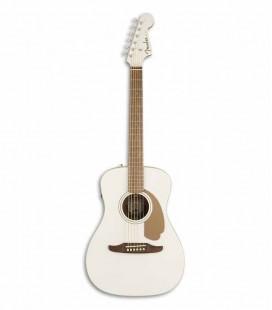 Fender Eletroacoustic Guitar California Malibu Player Artic Gold ARG