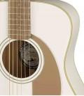Guitarra Eletroacústica Fender California Malibu Player Artic Gold ARG