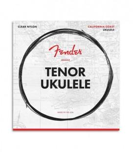 Juego de Cuerdas Fender para Ukelele Tenor