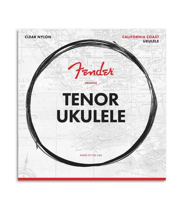 Fender Tenor Ukulele String Set