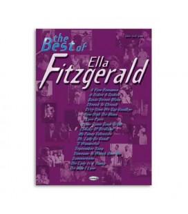 Livro Music Sales ML2430 The Best of Ella Fitzgerald