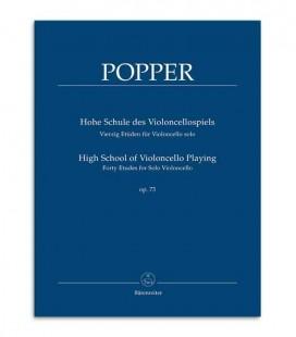 Popper Estudios para Violonchelo OP73 BA6978