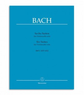 Bach 6 Suites for Cello Solo BWV 1007 1012