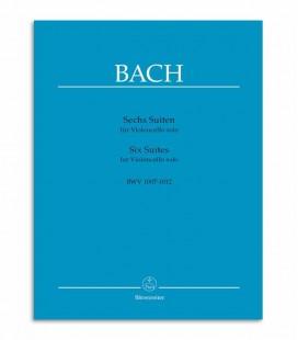 Book 6 Suites for Cello Solo BWV 1007 1012
