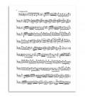Outra amostra de página do livro Bach 6 Suítes para Violoncelo Solo