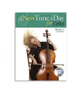 Livro Music Sales BM11407 Music A New Tune a Day Cello Book 1