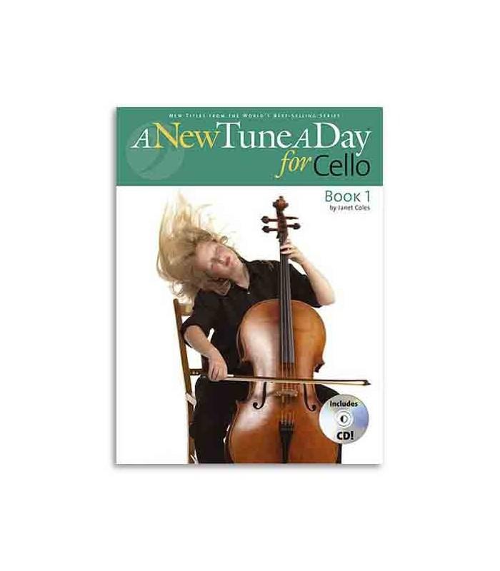 Capa do livro A New Tune a Day Cello Book 1