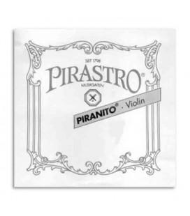 Juego de Cuerdas Pirastro Piranito 615040 para Violín 1/2 + 3/4