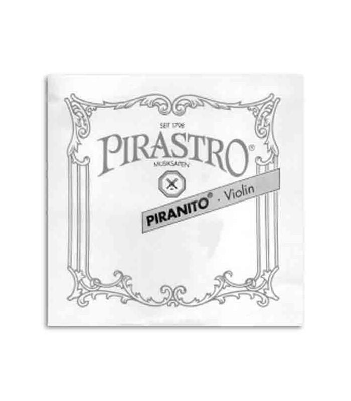 Jogo de Cordas Pirastro Piranito 615040 para Violino 1/2 + 3/4