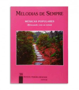 Livro Melodias de Sempre 38