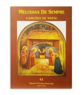 Livro Melodias de Sempre Canções de Natal 41