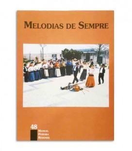 Libro Melodias de Sempre 48 por Manuel Resende