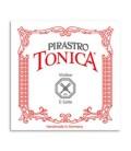 Juego de Cuerdas Pirastro Tonica 412021 para Violín 4/4