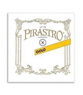 Juego de Cuerdas Pirastro Gold 215026 para Violín 4/4 con bola