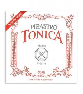 Pirastro Violin Individual String Tonica 312721 E 4/4