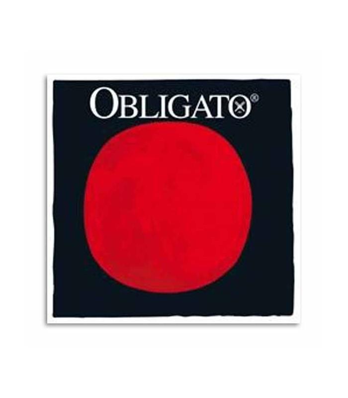 Juego de Cuerdas Pirastro Obligato 411026 para Violín 4/4